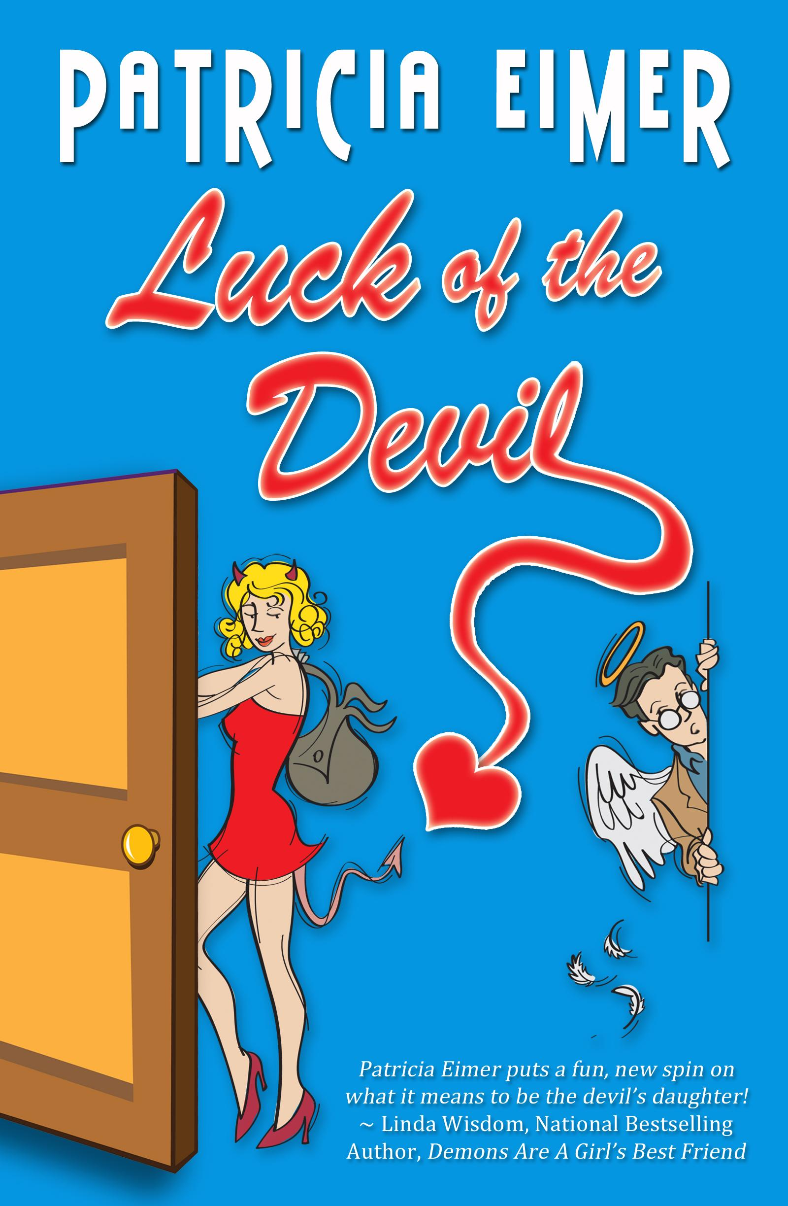 Luck of the Devil (Speak of the Devil, Book 1) EB9781937044107