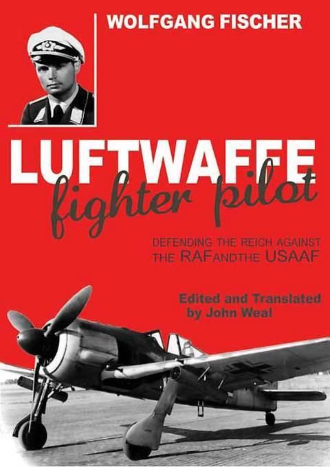 Luftwaffe Fighter Pilot EB9781908117984