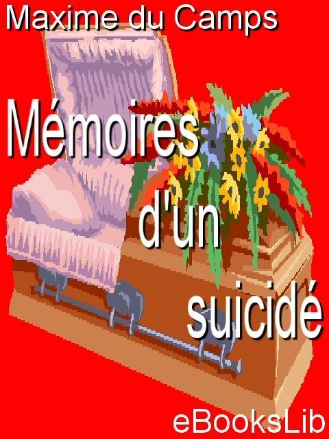 M?moires d'un suicid EB9781554500482