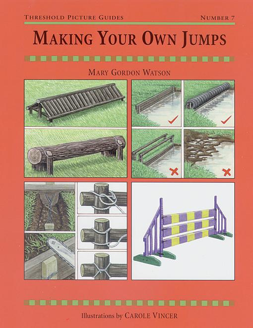 MAKING YOUR OWN JUMPS EB9781905693672