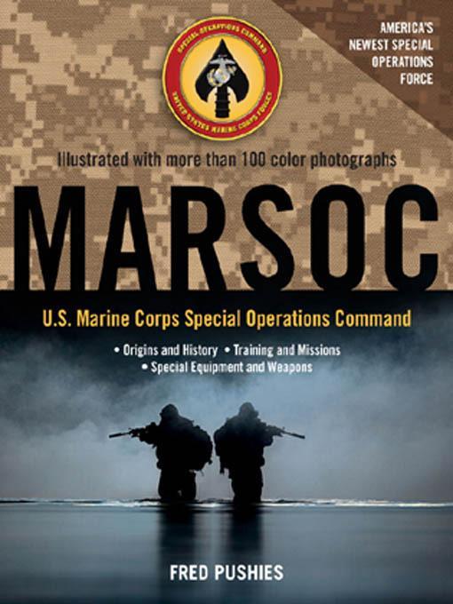 MARSOC EB9781610597500
