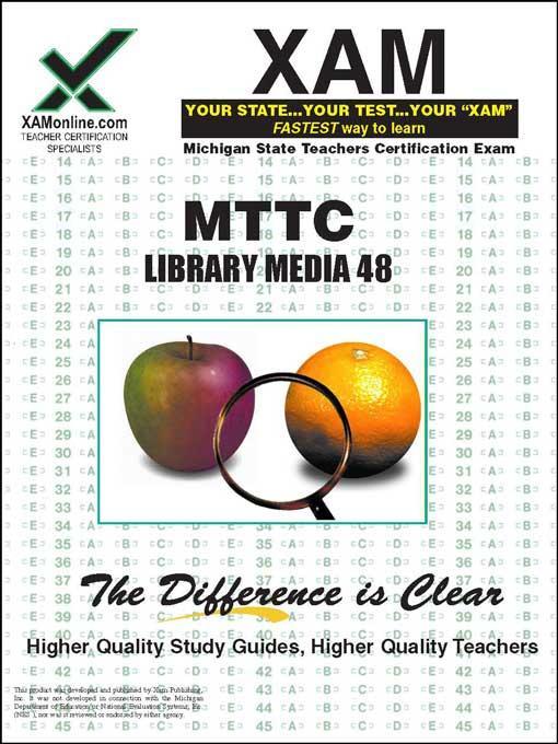 MTTC Library Media 48 EB9781607878544