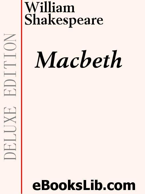 Macbeth EB9781554450947
