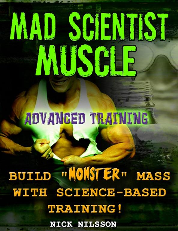 Mad Scientist Muscle: Advanced Training EB9781936910526