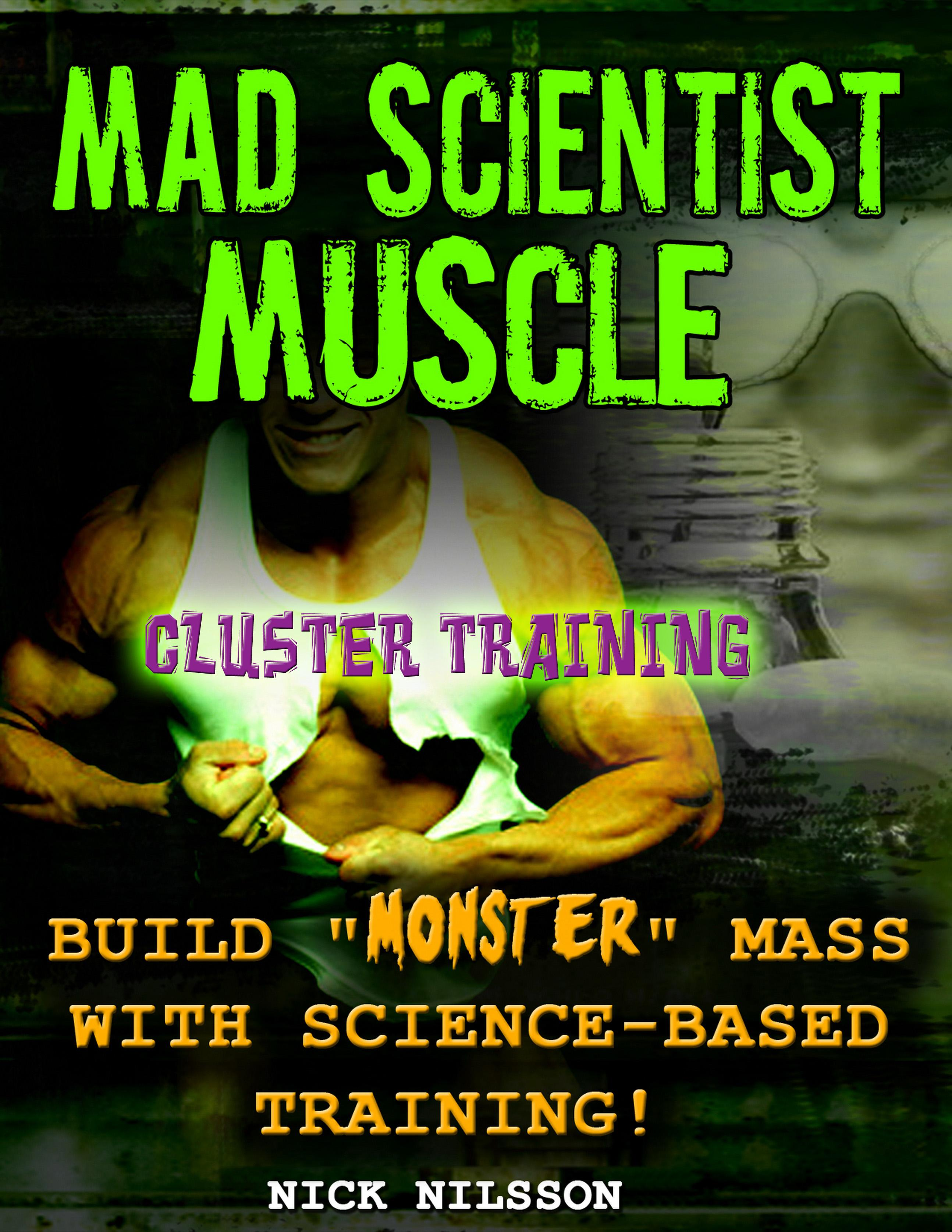 Mad Scientist Muscle: Cluster Training EB9781936910540
