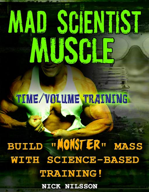 Mad Scientist Muscle: Time/Volume Training EB9781936910557