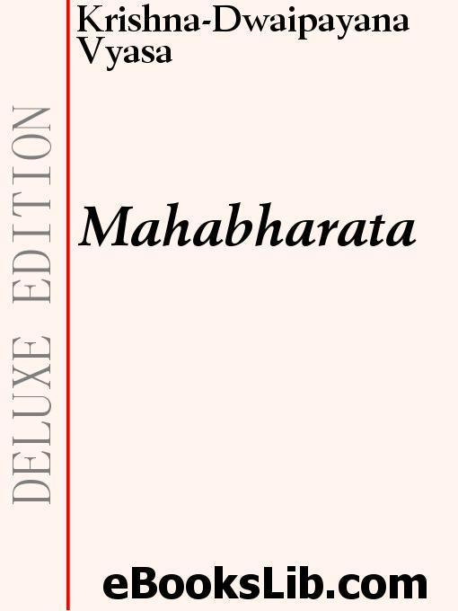 Mahabharata EB9781554454365