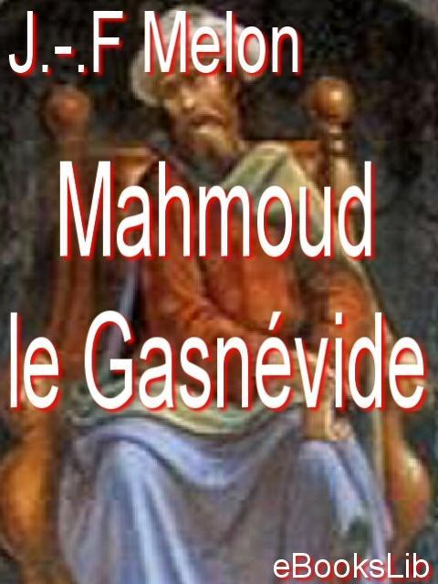 Mahmoud le Gasn?vide EB9781412174138