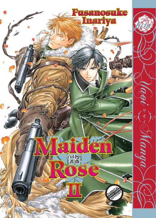 Maiden Rose Vol. 2 EB9781931712279