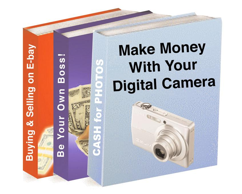 Make Money With Your Digital Camera ! EB9781411698628