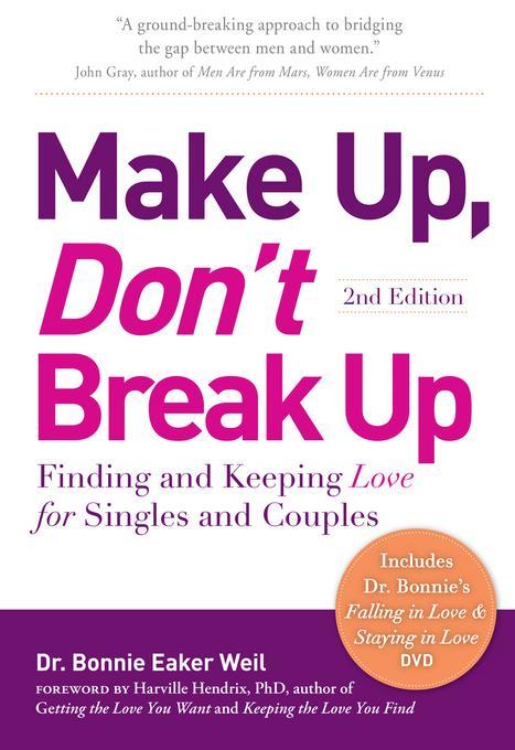 Make Up, Don't Break Up EB9781440507595