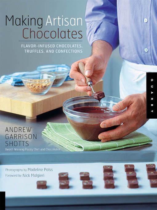 Making Artisan Chocolates EB9781616734954