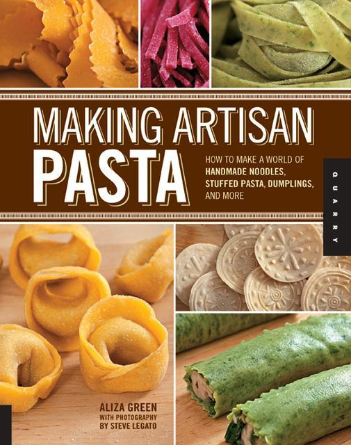 Making Artisan Pasta EB9781610581950