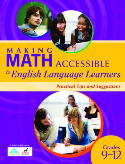 Making Math Accessible to English Language Learners EB9781936765843