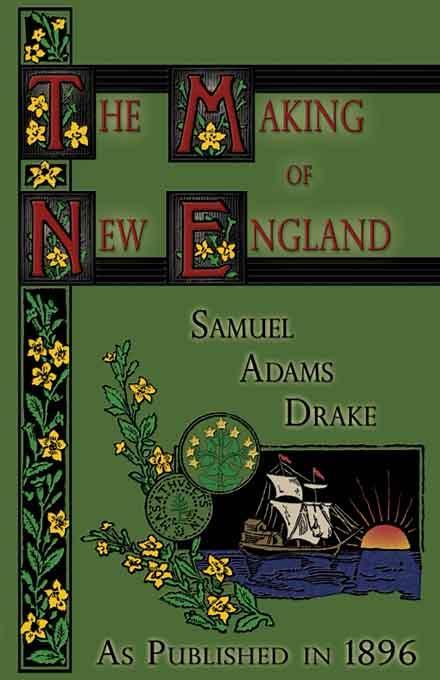 Making of New England EB9781582183978