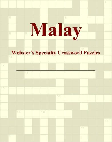 Malay - Webster's Specialty Crossword Puzzles