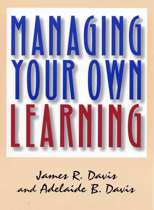 Managing Your Own Learning EB9781609946104