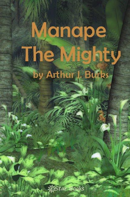 Manape the Mighty EB9781612100968