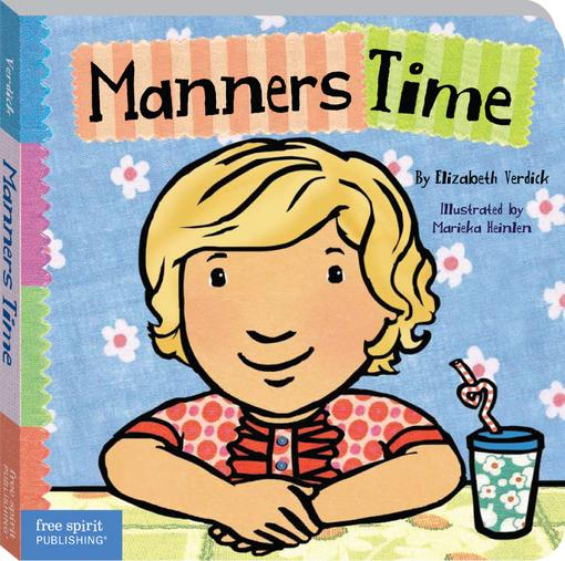 Manners Time EB9781575427744