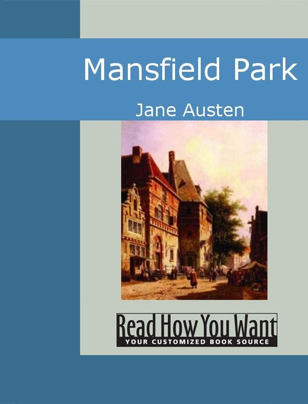 Mansfield Park EB9781442940291