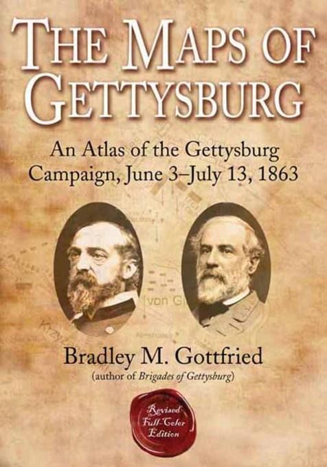 Maps of Gettysburg EB9781611210255