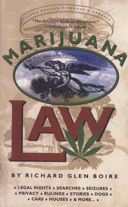 Marijuana Law EB9781579511616