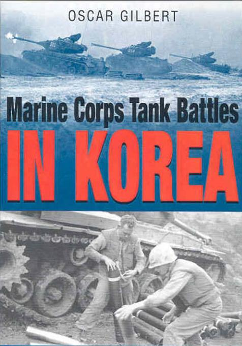 Marine Corps Tank Battles in Korea EB9781612000268