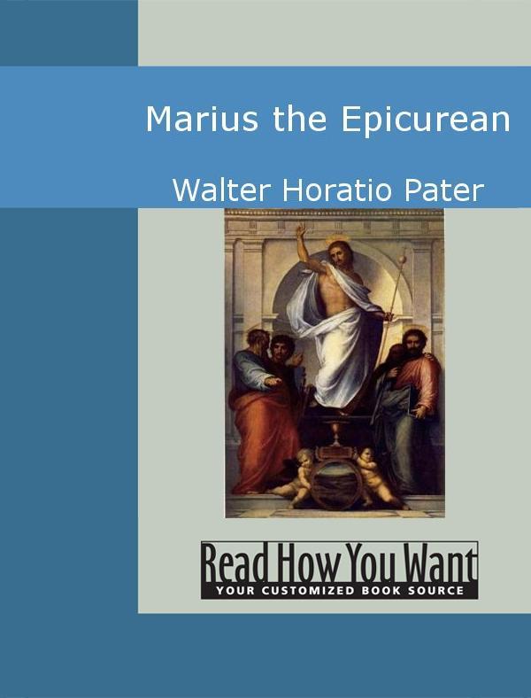 Marius the Epicurean EB9781442938755