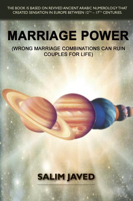 Marriage Power:(Wrong Marriage Combinations Can Ruin Couples for Life) EB9781425198145