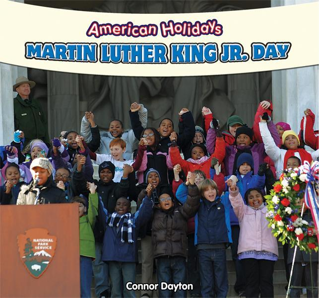 Martin Luther King Jr. Day EB9781448864881
