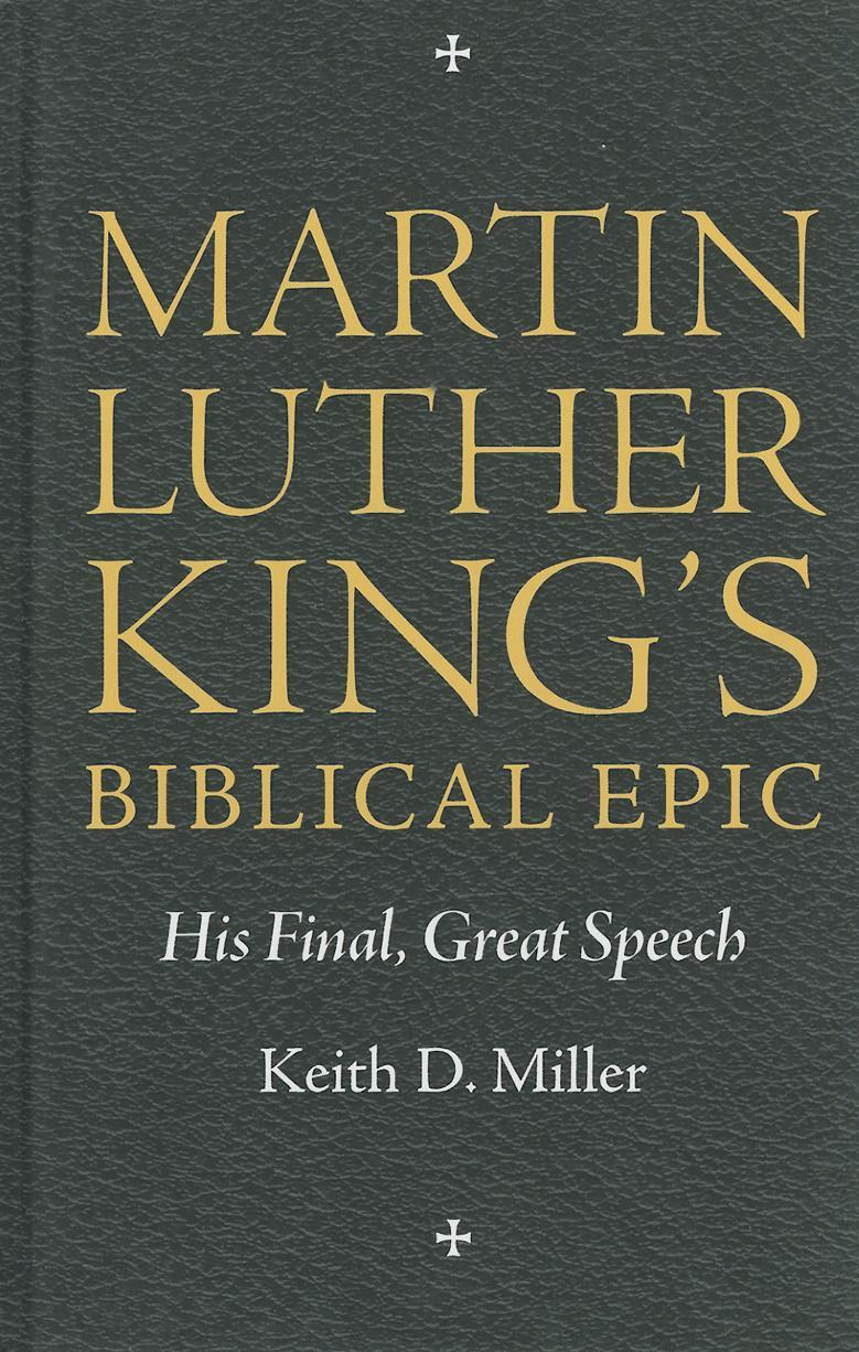 Martin Luther King's Biblical Epic EB9781617031090