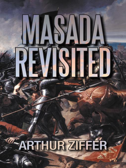 Masada Revisited EB9781462074389