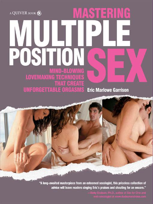 Mastering Multiple Position Sex EB9781616735791