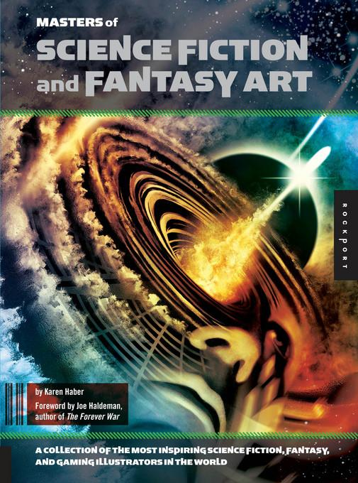 Masters of Science Fiction and Fantasy Art EB9781610602341
