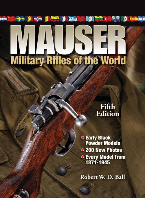 Mauser Military Rifles of the World EB9781440228926