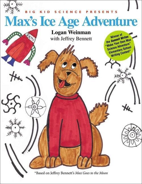 Max's Ice Age Adventure EB9781937548070