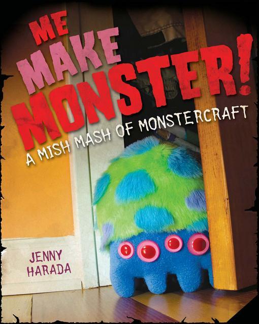 Me Make Monster EB9781440311147