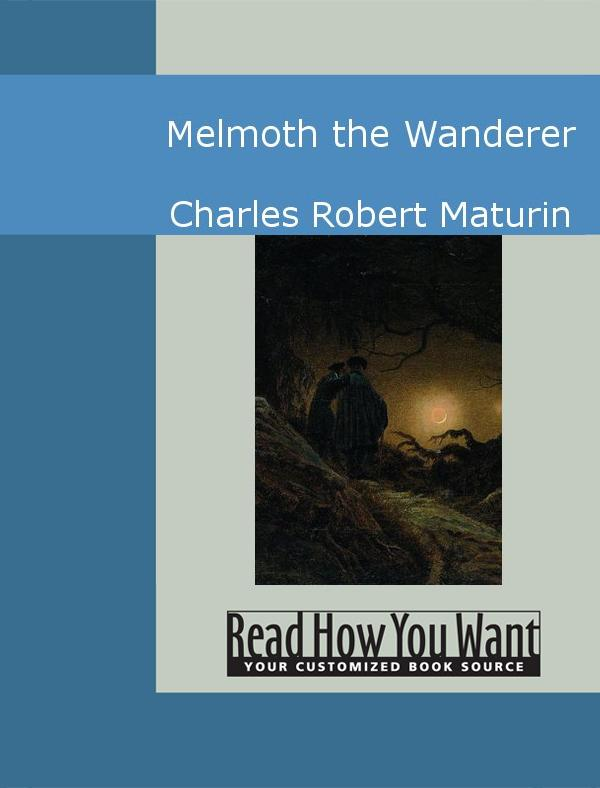Melmoth the Wanderer EB9781442945340
