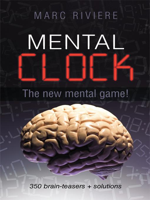 Mental Clock: The new mental game! EB9781450294881