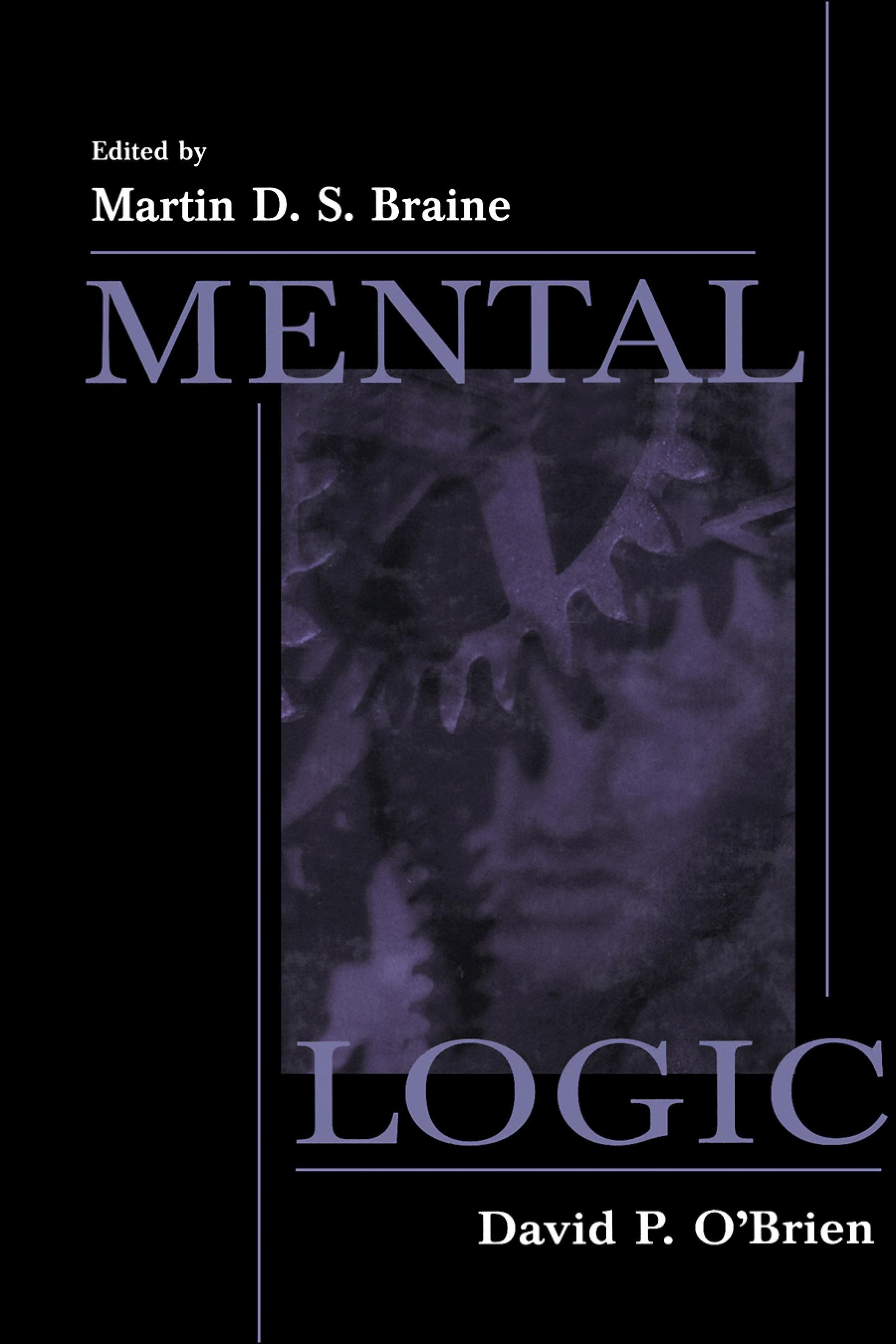 Mental Logic EB9781410603005