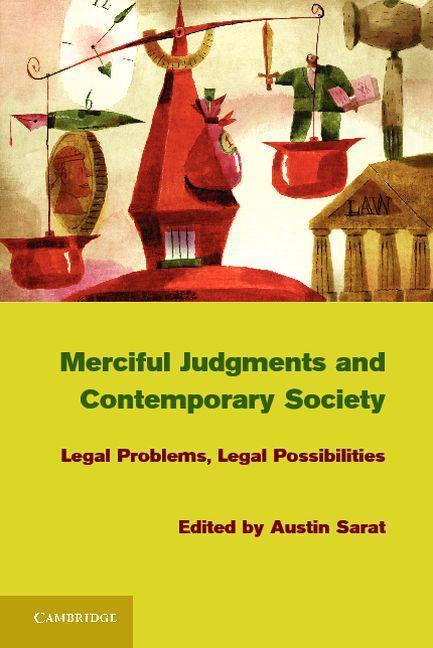 Merciful Judgments and Contemporary Society EB9781139181075