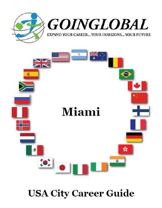 Miami, USA Career Guide EB9781935392194