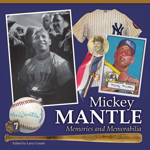 Mickey Mantle EB9781440219009