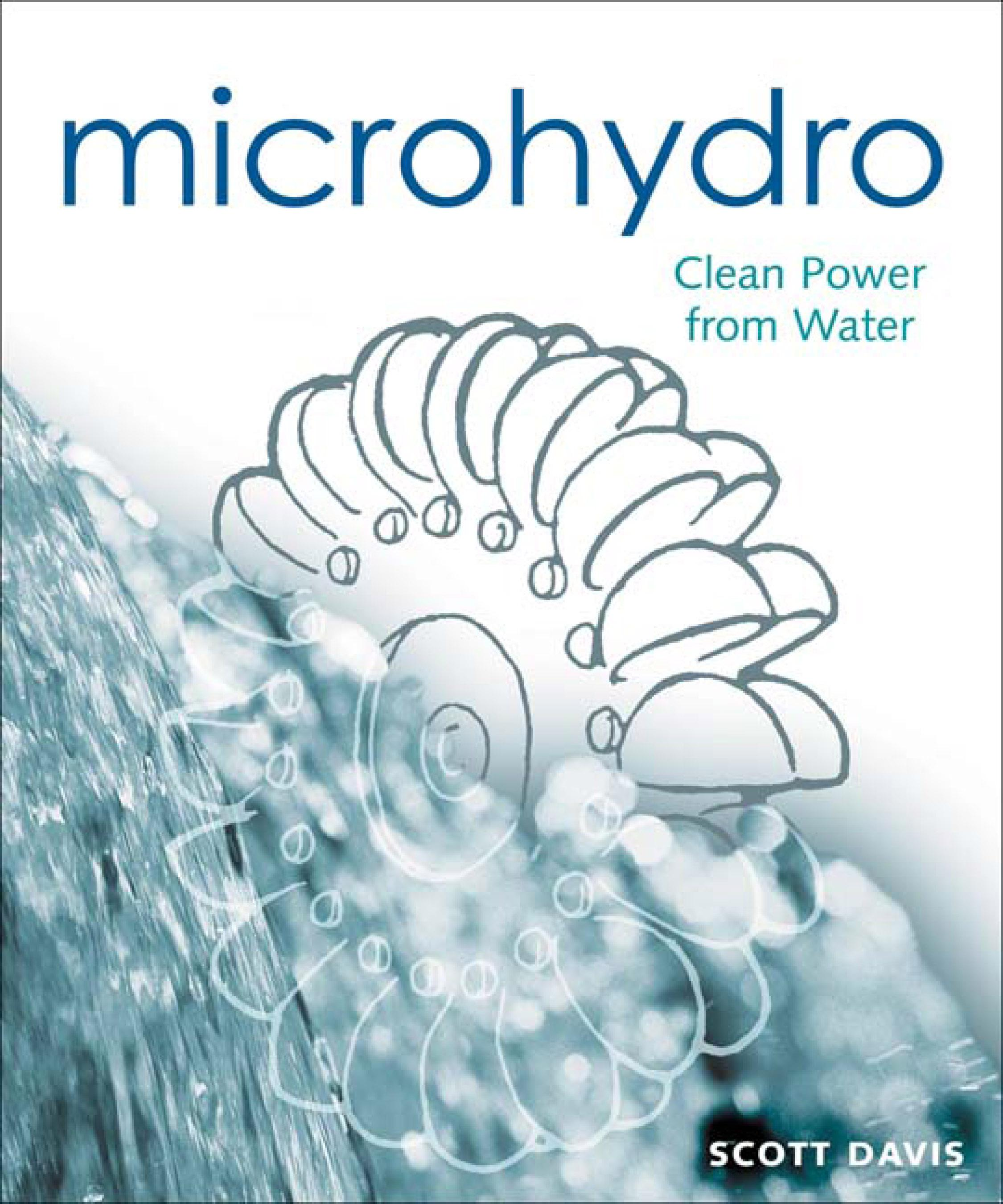Microhydro: Clean Power from Water EB9781550923988