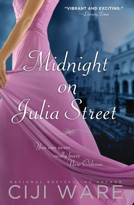 Midnight on Julia Street EB9781402238758