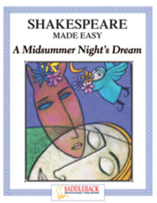 Midsummer Night's Dream, A Shakespeare Made Easy EB9781602914261