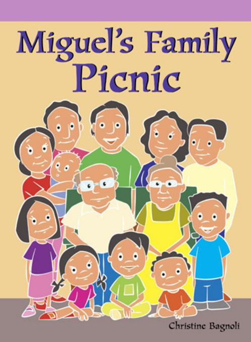 Miguel's Family Picnic EB9781448836116