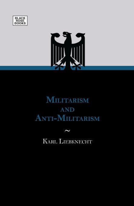 Militarism and Anti-Militarism EB9781551643656