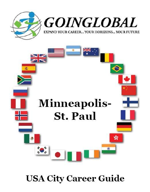 Minneapolis-St. Paul, USA Career Guide EB9781935392217