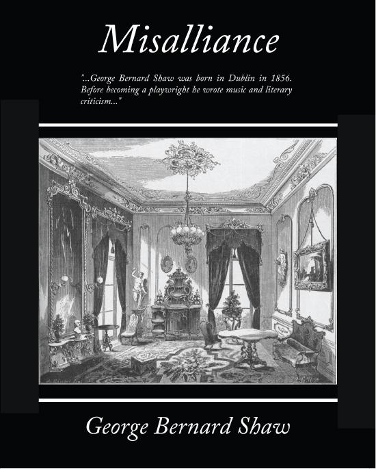 Misalliance (ebook) EB9781438565378